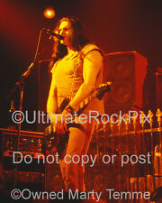 PETER STEELE PHOTO TYPE O NEGATIVE Concert Photo by Marty Temme 1E