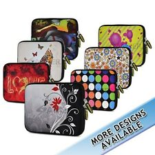 "AMZER DESIGNER 10.5"" UNIVERSAL NEOPRENE SLEEVE POUCH COVER FOR TABLET NETBOOK"