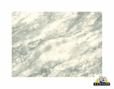 Glass Chopping Board Grey White Marble Slate Abstract Kitchen Worktop Saver