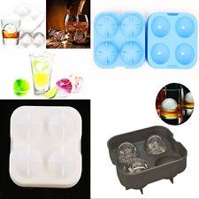 Prepare Ice Ball Sphere-Molds-Cube Tray Bricks Tray Maker Whiskey Cooktail