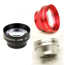 OSINO NEW Universal 2X Telephoto Camera Lens for iPhone 4S 5 Blackberry Sumsung
