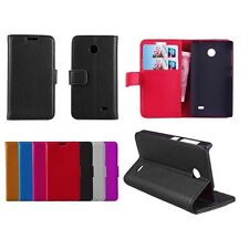 For Nokia X A110 (7 Colors) Folio Wallet Flip Leather Case Cove  e