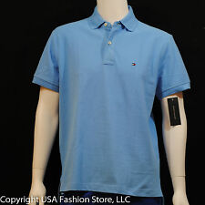 Tommy Hilfiger Men's Polo Classic Turquoise NWT