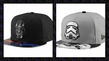 New Era LE STAR WARS Hat Stormtrooper Fitted Darth Vader Cap Mens Size Many