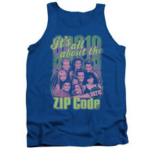 90210 Beverly Hills Cw TV Series Zip Code Adult Tank Top Shirt