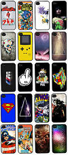 PHONE CASE IPHONE 4/4S 5S 5C GALAXY S3 S4 S5 DISNEY BMTH  MARVEL SKULL MARILYN