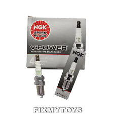 8pk NGK Spark Plugs BPR6ES #7131 for Agria Efco Jet Alko Lawn Mowers +More