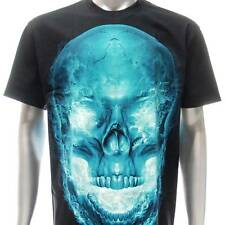 sc120 M L XL XXL Survivor Chang T-shirt Tattoo Glow in Dark HD Print Skull Demon