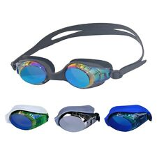 New Clear Sight Unisex Style Youth Sports Swimming Goggles with Edge Buckle #D2