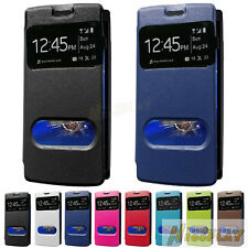 PU Leather Case Flip Back Cover For Sony Ericsson Xperia Arc S LT18i LT15i X12