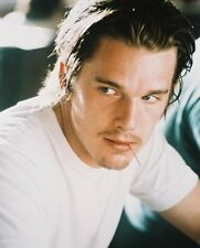 ETHAN HAWKE IN WHITE T-SHIRTCOLOR PHOTO OR POSTER