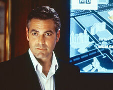 GEORGE CLOONEY OCEAN'S ELEVEN COLOR PHOTO OR POSTER