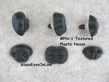12 pc  23mm to 29mm Safety Nose two styles  for Teddy Bear, Puppy, Animals  PN-1