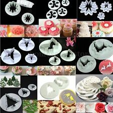 Sugarcraft Biscuit Cutters Cookie Cake Decorating Tools Moulds Fondant Baking