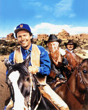 JACK PALANCE BRUNO KIRBY BILLY CRYSTAL CITY SLICKERS PHOTO OR POSTER