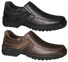 HUSH PUPPIES MENS ANTIDOTE SLIP ON CASUAL SHOES/LOAFERS/COMFORT/OUTDOOR ON SALE!