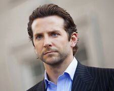 BRADLEY COOPER UNLIMITED PIN STRIPE SUIT HANDSOME PHOTO OR POSTER
