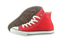 Converse Chuck Taylor HI 3J232 Classic Canvas Red Shoes Sneakers Youth