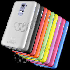 0.3mm Ultra thin Translucent Skin Case Cover for LG Optimus G2 D802 D803 D801