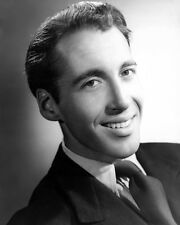 CHRISTOPHER LEE RARE VERY YOUNG B&W PHOTO OR POSTER