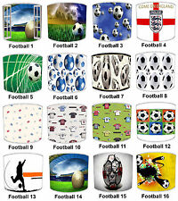 Childrens Football Table Lamp Shades Or Ceiling Light Shades Lampshades Lighting