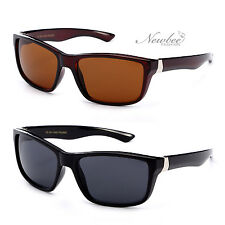 Men Women Sunglasses Classic Justin Style Rectangular Lens Brandless