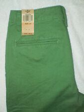 ~ Dockers ~ By Levis D2 Khaki Chino Straight Fit Mens Pants Size 29 & 32 New $58