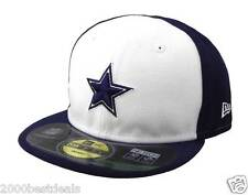 New Era 59Fifty Infant Hat Dallas Cowboys White Navy My 1st 5950 6yr Fitted Cap