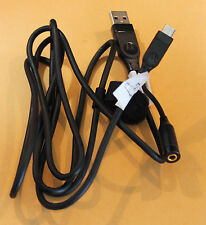 OEM Motorola SKN6394A Car Dock 3.5mm Audio/Power Micro USB Charger Cable - NEW