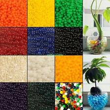 Magic Jelly Gel Crystal Mud Soil Balls Pearl Water Bead For Flower Planting