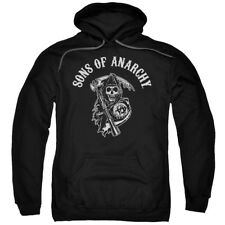 Sons of Anarchy TV Show SOA Reaper Adult Pull-Over Hoodie