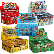 LEGO Collectable Minifigures SERIES 5 7 8 9 10 11 -NEW in PACKET- CMF Minifigs