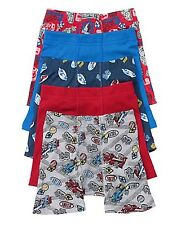 Hanes Toddler Boys' Printed Boxer Briefs w/ Comfort Flex Waistband 5-Pack TB75P5