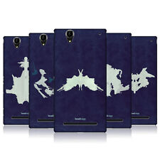 HEAD CASE INKBLOT TEST PROTECTIVE COVER FOR SONY XPERIA T2 ULTRA DUAL