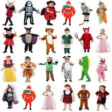 TODDLER INFANT CHILDRENS BOYS GIRLS HALLOWEEN PARTY FANCY DRESS COSTUME OUTFIT