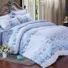 Twin Full/Queen King Duvet Bed Sets Soft Cover&Pillow Case&Bedspread Bedding Set