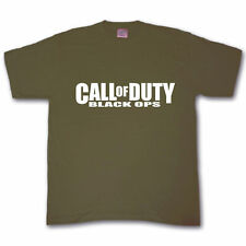 Call of Duty black ops clan T-shirt add your gamer tag!