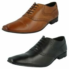 SALE London Base Waxy Leather Fashion Brogues Harry MTO 2 colours available