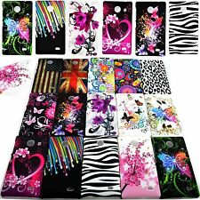 Snap On Plastic Hard Shell Phone Protective Back Skin Cover Case For Nokia X X+