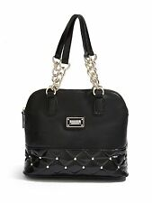 GUESS Little Falls Studded Dome Satchel