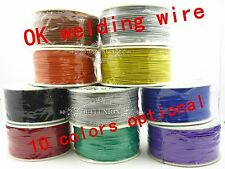 Bulk 305Meters 30AWG Electrical Wire OK Line Airline 0.5mm Mono-Core Copper Wire