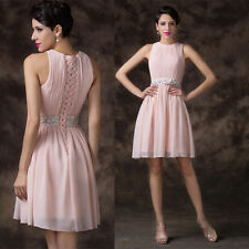 Awesome Attire Cocktail Evening Prom Ball Bridesmaids Banquet Formal Short Dress