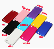 9 color Hard Plastic Back Skin Cover Case for Gionee Elife E3