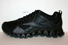 AUTHENTIC Reebok Zig Wild Trail 3 Black GreyTech Silver V53977  BGG  Mens sz