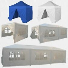 Outdoor Party Tent / Pop Up Gazebo / Patio Wedding Market Commercial Canopy