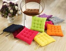 Utility NEW Home Office Square Cotton Seat Cushion Buttocks Chair Cushion Pad MO
