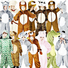 Animal Kids Fancy Dress Childrens Boys Girls Halloween Book Nativity Costume New