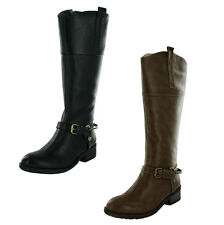 Very Volatile Addict Women's Riding Boots Knee High