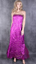 Alfred Angelo Fairytale Prom Ballgown Dress Size 20 Wedding Bridesmaid Gown