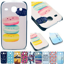 Stylish Paint Hard Phone Back New Case Cover For Samsung Galaxy Core i8262 i8260